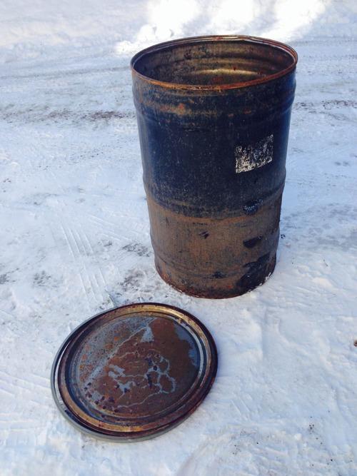55 gallon maple sap evaporator